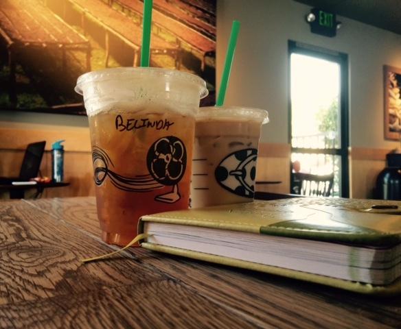 2015 Starbucks cups
