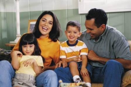family Latino